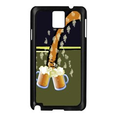 Beer Lover Samsung Galaxy Note 3 N9005 Case (Black)