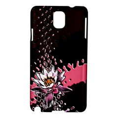 Flower Samsung Galaxy Note 3 N9005 Hardshell Case
