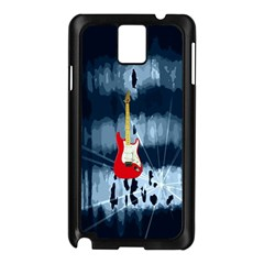 Guitar Samsung Galaxy Note 3 N9005 Case (Black)
