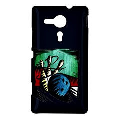 Bowling Sony Xperia SP M35H Hardshell Case