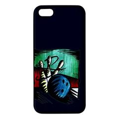 Bowling iPhone 5S Premium Hardshell Case