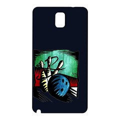 Bowling Samsung Galaxy Note 3 N9005 Hardshell Back Case