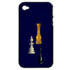 Chess Apple iPhone 4/4S Hardshell Case (PC+Silicone)