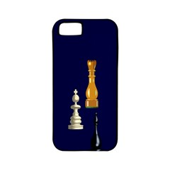 Chess Apple iPhone 5 Classic Hardshell Case (PC+Silicone)