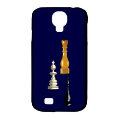 Chess Samsung Galaxy S4 Classic Hardshell Case (pc+silicone)