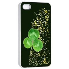 Clover Apple iPhone 4/4s Seamless Case (White)