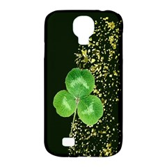 Clover Samsung Galaxy S4 Classic Hardshell Case (PC+Silicone)
