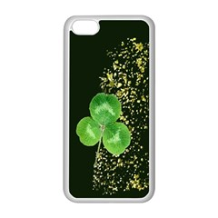 Clover Apple iPhone 5C Seamless Case (White)