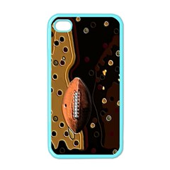 Football Apple iPhone 4 Case (Color)