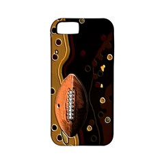Football Apple iPhone 5 Classic Hardshell Case (PC+Silicone)