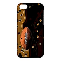 Football Apple iPhone 5C Hardshell Case