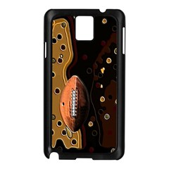 Football Samsung Galaxy Note 3 N9005 Case (black)