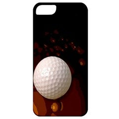 Golfball Apple iPhone 5 Classic Hardshell Case