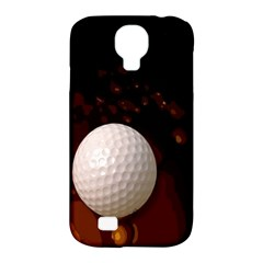 Golfball Samsung Galaxy S4 Classic Hardshell Case (PC+Silicone)