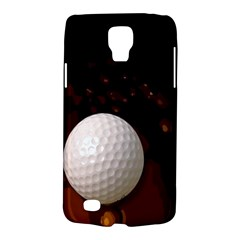Golfball Samsung Galaxy S4 Active (i9295) Hardshell Case