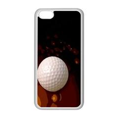 Golfball Apple Iphone 5c Seamless Case (white)