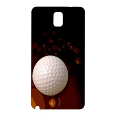 Golfball Samsung Galaxy Note 3 N9005 Hardshell Back Case