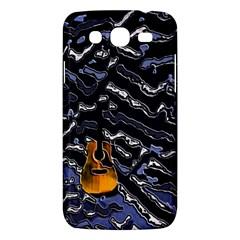 Sound Waves Samsung Galaxy Mega 5 8 I9152 Hardshell Case