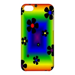 Mod Hippy Apple iPhone 5C Hardshell Case