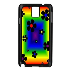 Mod Hippy Samsung Galaxy Note 3 N9005 Case (Black)
