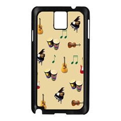 Music Samsung Galaxy Note 3 N9005 Case (black)