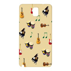 Music Samsung Galaxy Note 3 N9005 Hardshell Back Case