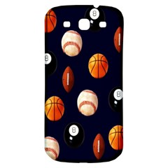 Sports Samsung Galaxy S3 S III Classic Hardshell Back Case