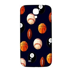 Sports Samsung Galaxy S4 I9500/I9505  Hardshell Back Case