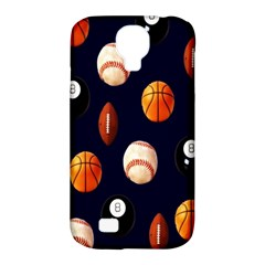 Sports Samsung Galaxy S4 Classic Hardshell Case (PC+Silicone)
