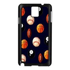 Sports Samsung Galaxy Note 3 N9005 Case (Black)
