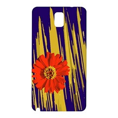 Red Flower Samsung Galaxy Note 3 N9005 Hardshell Back Case