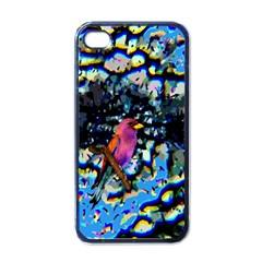Bird Apple Iphone 4 Case (black)