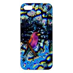 Bird Iphone 5s Premium Hardshell Case
