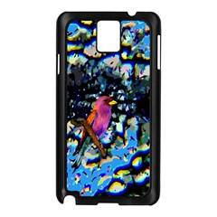 Bird Samsung Galaxy Note 3 N9005 Case (Black)