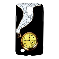 Time Flies Samsung Galaxy S4 Active (I9295) Hardshell Case