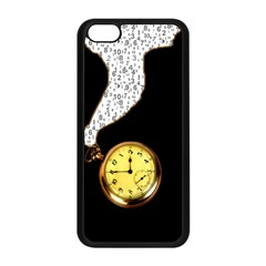 Time Flies Apple iPhone 5C Seamless Case (Black)
