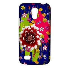 Flower Bunch Samsung Galaxy S4 Mini (GT-I9190) Hardshell Case
