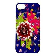 Flower Bunch Apple iPhone 5S Hardshell Case