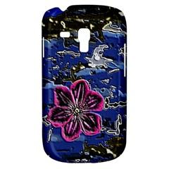Flooded Flower Samsung Galaxy S3 MINI I8190 Hardshell Case