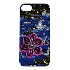 Flooded Flower Apple iPhone 5S Hardshell Case