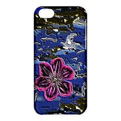 Flooded Flower Apple iPhone 5C Hardshell Case