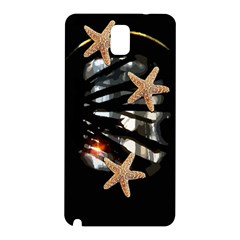Star Fish Samsung Galaxy Note 3 N9005 Hardshell Back Case