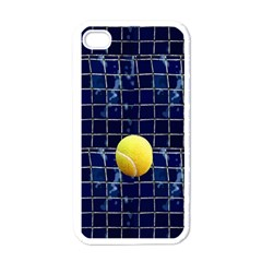 Tennis Apple iPhone 4 Case (White)
