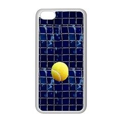 Tennis Apple Iphone 5c Seamless Case (white)