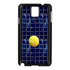 Tennis Samsung Galaxy Note 3 N9005 Case (Black)