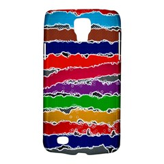 Striped Samsung Galaxy S4 Active (I9295) Hardshell Case