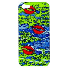 kisses Apple iPhone 5 Hardshell Case