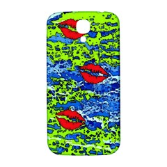 kisses Samsung Galaxy S4 I9500/I9505  Hardshell Back Case