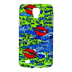 Kisses Samsung Galaxy S4 Active (i9295) Hardshell Case