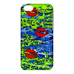 kisses Apple iPhone 5C Hardshell Case